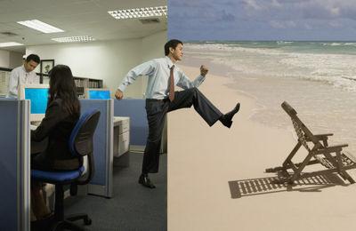 Оформление приказа на отпуск с последующим увольнением